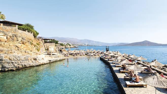 Το ξενοδοχείο στην Κρήτη που απαγορεύονται...τα παιδιά