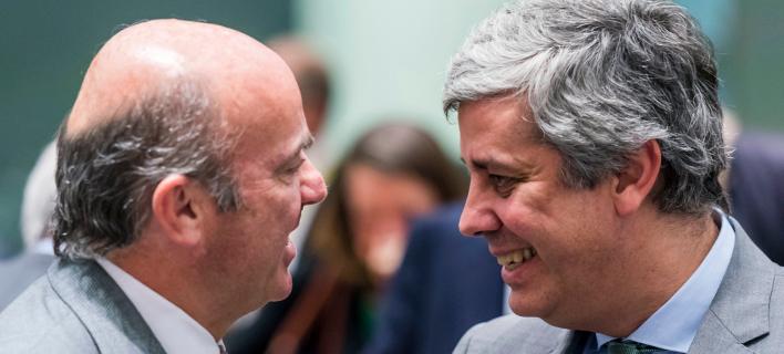Φωτογραφία: O Mάριο Σεντένο και ο Λουίς Ντε Γκίντος/AP