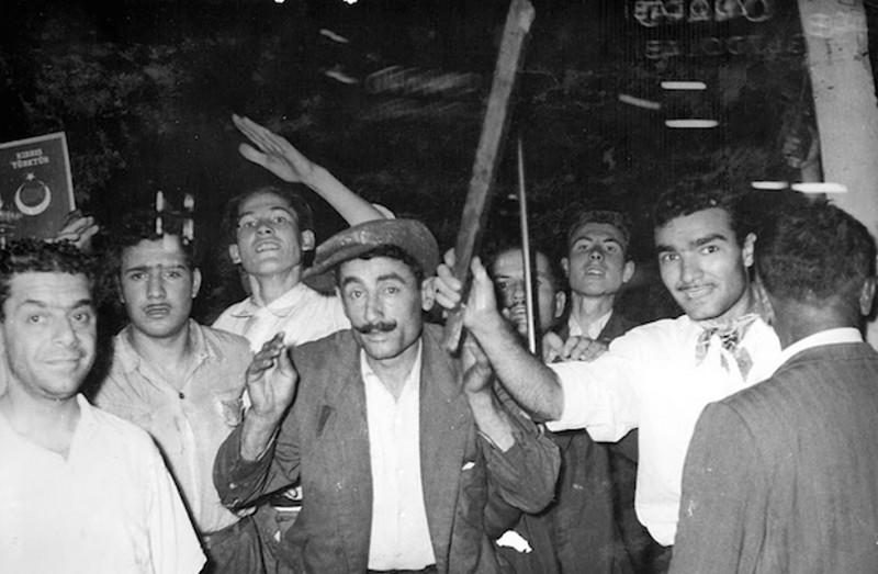 Η αφορμή για το πογκρόμ ήταν μια έκρηξη στο σπίτι που γεννήθηκε ο Κεμάλ στην Θεσσαλονίκη- Αποδείχθηκε οτι ήταν προβοκάτσια