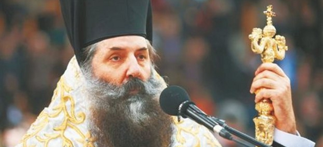 Μητροπολίτης Πειραιώς Σεραφείμ: Ετσι κι αλλιώς ο Πάπας ήταν παράνομος