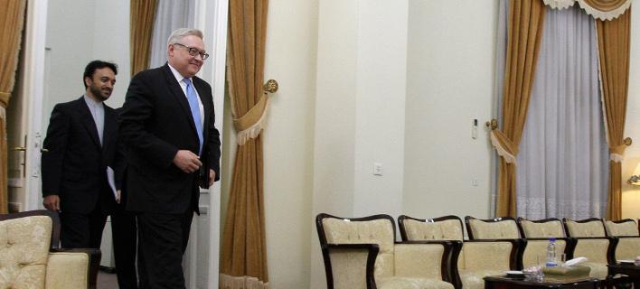 Φωτογραφία: O αναπληρωτής υπουργός Εξωτερικών της Ρωσίας/AP