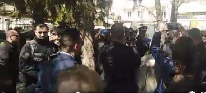 Τα άκουσε η βουλευτής του ΣΥΡΙΖΑ στις Σέρρες: «Να πάτε να πληρωθείτε από τον Ζάεφ» [βίντεο]