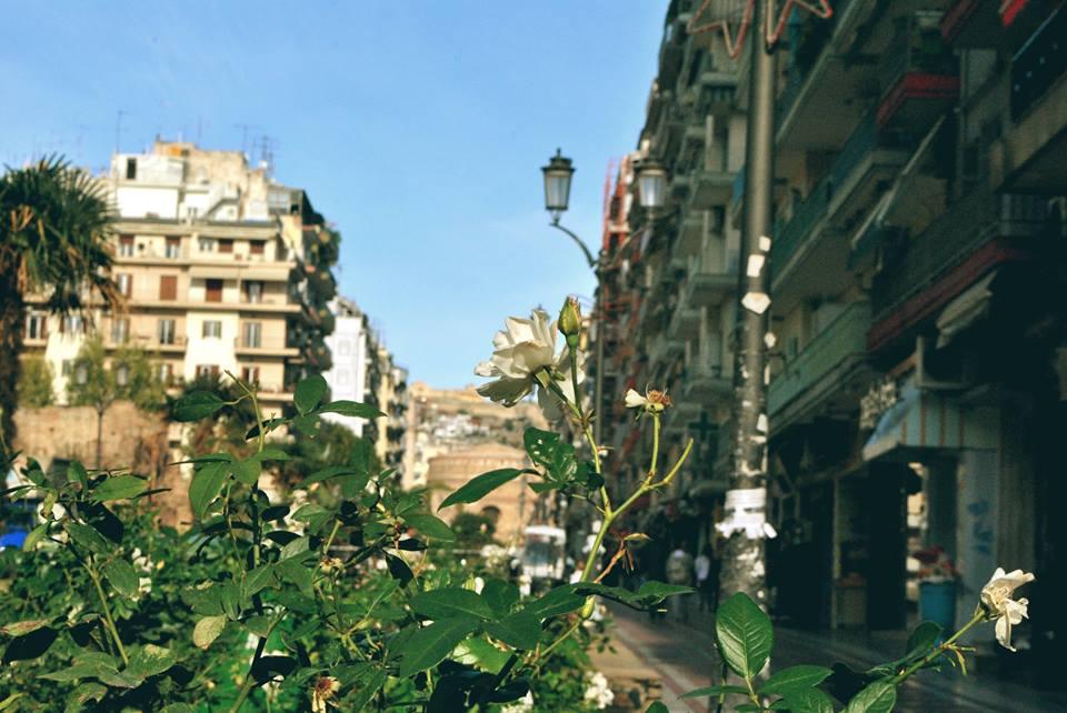 O Γιάννης Σερβετάς μάς ξεναγεί στη Θεσσαλονίκη!(photos)