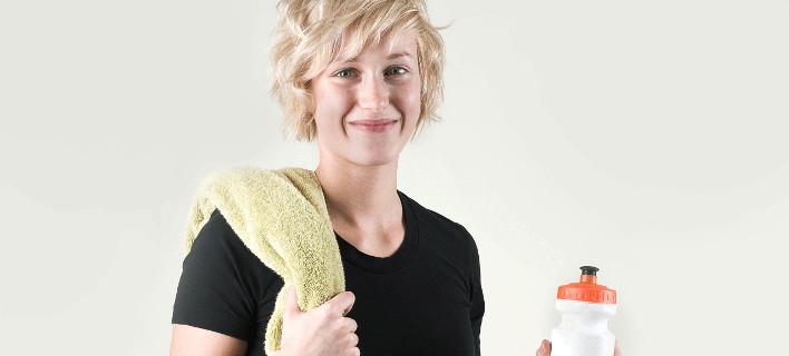 Το νέο, σούπερ εργαλείο γυμναστικής: Μία πετσέτα [εικόνες]