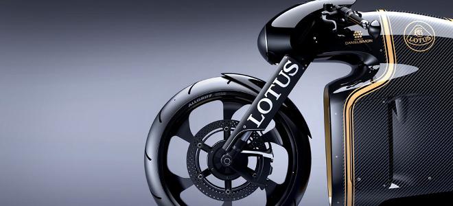 C1: Η ασύλληπτη υπερ-μοτοσικλέτα της Lotus που ξεπερνάει τα όρια της φαντασίας [εικόνες]