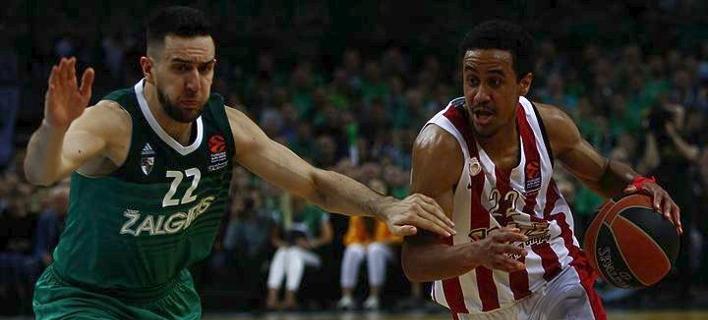 Σφαιρόπουλος: «Hταν καλύτερη η Ζαλγκίρις, αλλά είχαμε πολλούς τραυματισμούς»