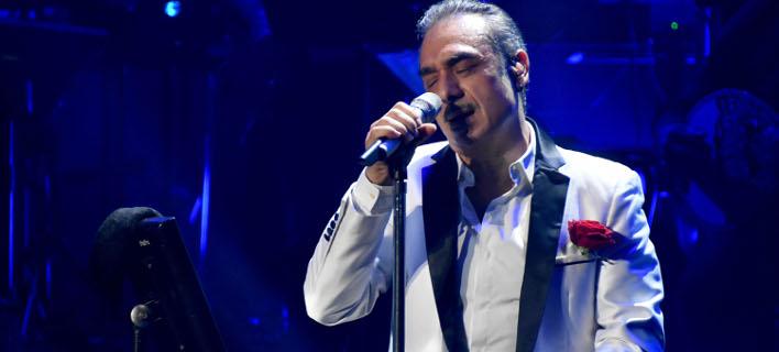 Ο Νότης Σφακιανάκης (Φωτογραφία: NDPphoto)