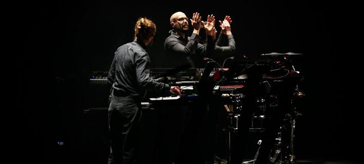 Συγκρότημα ηλεκτρονικής μουσικής, φωτογραφίες: facebook/schillermusic