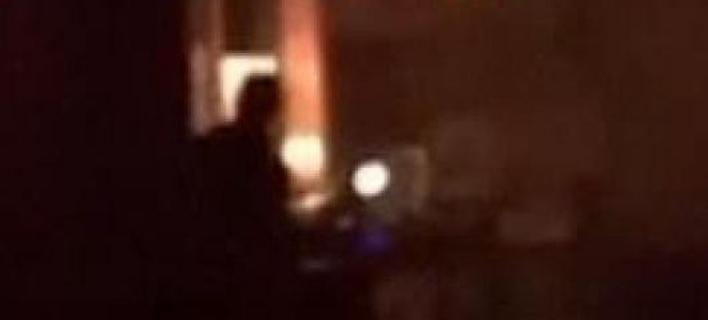 To σοκαριστικό βίντεο κατέγραψε επιζών της επίθεσης (Φωτογραφία: YouTube)