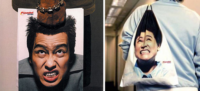 Greenpeace, hair extension, panadol, διαφημιστική, κινέζικη, κοιλιακοί, κομμωτήρ