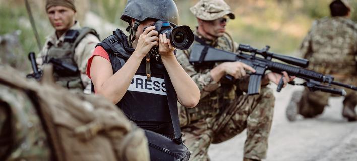 Δημοσιογράφος/ Φωτογραφία:AP