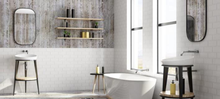 Μπάνιο /Φωτογραφία: Shutterstock