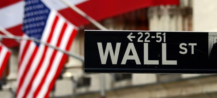 Wall Street/ Φωτογραφία Shutterstock