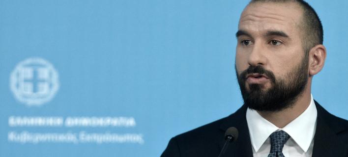 Τζανακόπουλος:Υποκριτική η στάση του Μητσοτάκη στο θέμα του χρέους