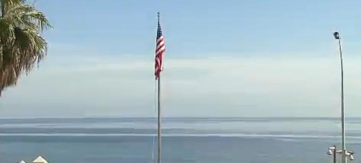 Η σημαία των ΗΠΑ κυματίζει στην Κούβα -Για πρώτη φορά μετά από 54 χρόνια στην πρεσβεία στην Αβάνα