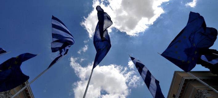 Προκρίνεται η θέση των Γερμανών για τη ρύθμιση του χρέους/Φωτογραφία: Eurokinissi