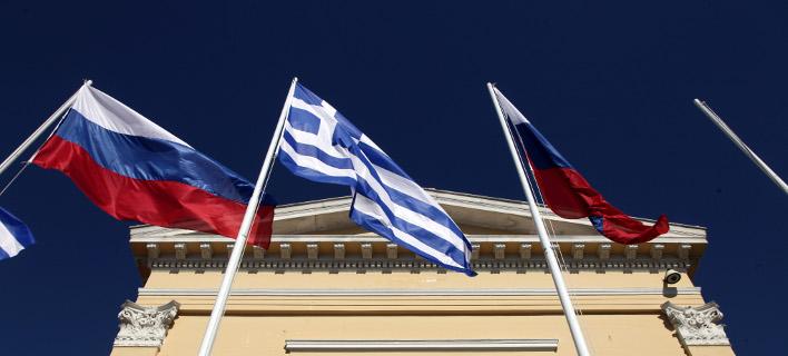Το σαββατοκύριακο φεύγουν οι Ελληνες διπλωμάτες από τη Μόσχα (EUROKINISSI/ ΓΙΑΝΝΗΣ ΠΑΝΑΓΟΠΟΥΛΟΣ)
