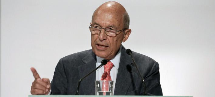 Ομιλία Σημίτη στο LSE: Γιατί απέτυχαν και τα τρία μνημόνια στην Ελλάδα -Βολές κατά ΕΕ και διάδοχων κυβερνήσεων