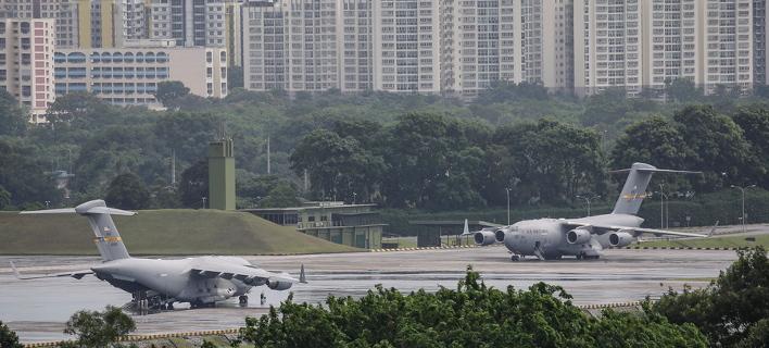 Αεροδρόμιο Σιγκαπούρης /Φωτογραφία Αρχείου: ΑΠΕ-ΜΠΕ