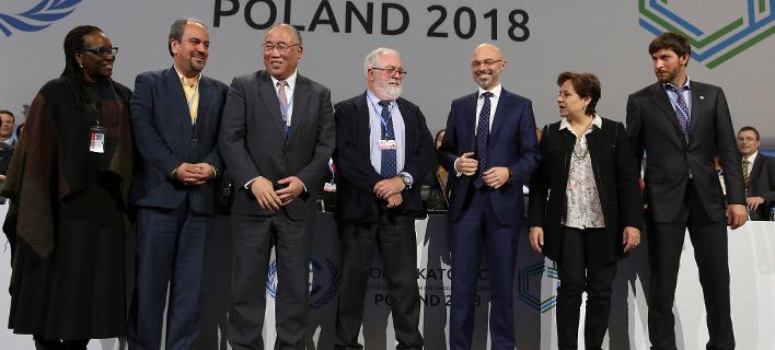 Διάσκεψη ΟΗΕ για το Κλίμα: 200 χώρες συμφώνησαν για το πλαίσιο εφαρμογής της Συμφωνίας του Παρισιού