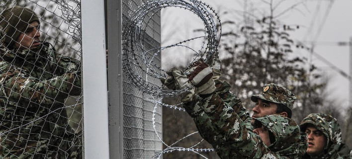 Welt: Η ΕΕ «βλέπει» τα νέα σύνορά της στα Σκόπια