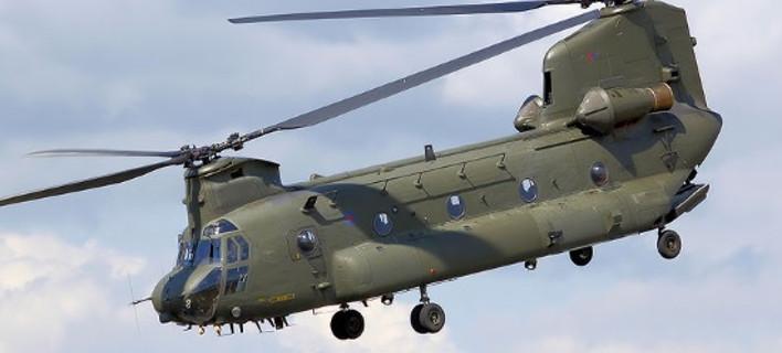 Δύο επιχειρήσεις αερομεταφοράς ασθενών από το στρατό, την παραμονή Χριστουγέννων