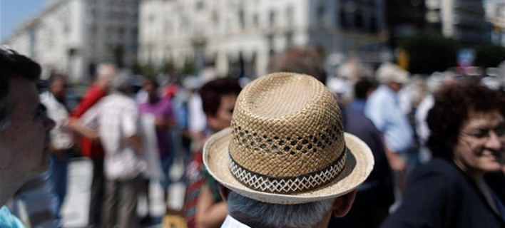 Το μισό εκατ. έφτασαν το 2014 οι συνταξιούχοι του Δημοσίου