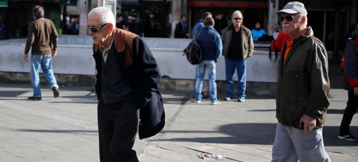 Πότε καταβάλλονται οι συντάξεις του Μαρτίου (Φωτογραφία: IntimeNews/ ΚΑΠΑΝΤΑΗΣ ΔΗΜΗΤΡΗΣ)