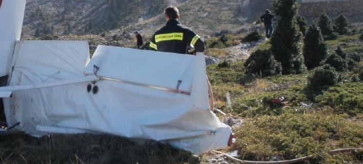 Βρέθηκαν τα συντρίμμια του Τσέσνα -Νεκροί εντοπίστηκαν οι δύο πιλότοι