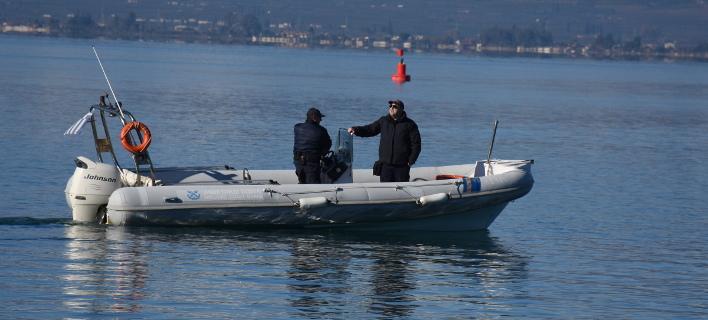 Λιμενικό σκάφος  (Φωτο αρχείου: Eurokinissi/Παπαδόπουλος Βασίλης)