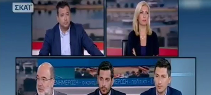 Κλιμακώνεται η πολιτική αντιπαράθεση για τον κομμουνισμό -Στα μαχαίρια Αλεξιάδης- Κυρανάκης [βίντεο]