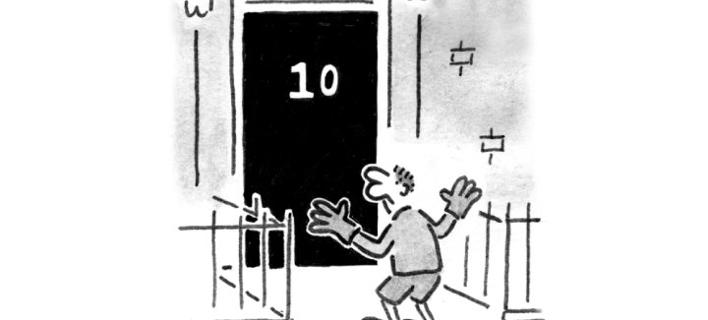 Το φοβερό σκίτσο της Telegraph για τις παραιτήσεις υπουργών στη Βρετανία [εικόνα]