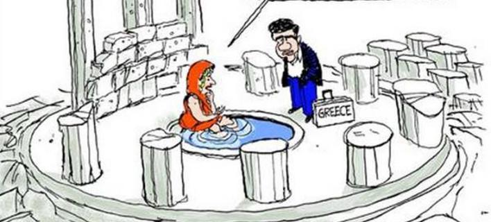 Το μεγαλύτερο λάθος της Ελλάδας, σε ένα σκίτσο [εικόνα]