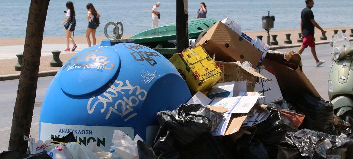 Θεσσαλονίκη: Σε ιδιώτη αναθέτει ο Μπουτάρης την αποκομιδή των σκουπιδιών
