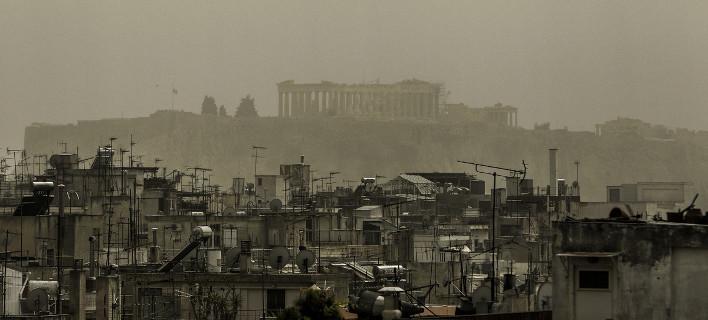 Υψηλές θερμοκρασίες και μεταφορά σκόνης την Τρίτη/ Φωτογραφία: Dimitri Messinis / SOOC