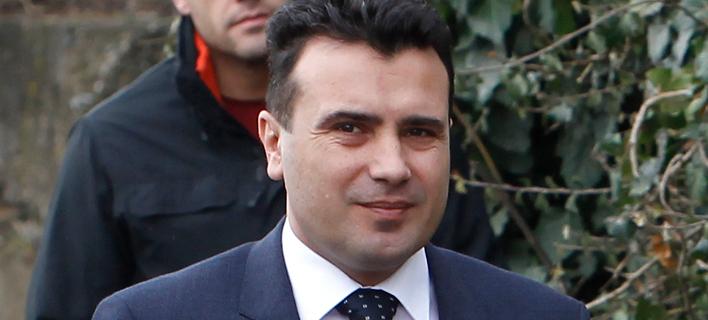 Τα Σκόπια «μαλώνουν» την Αθήνα για την εμπλοκή  Οχι στη φημολογία ... bd2d0637032