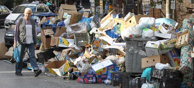 ΠΟΕ-ΟΤΑ, Θέμης Μπαλασόπουλος, σκουπίδια, φύλλα επίταξης, δρόμοι, γειτονιές, ΦΕΚ,