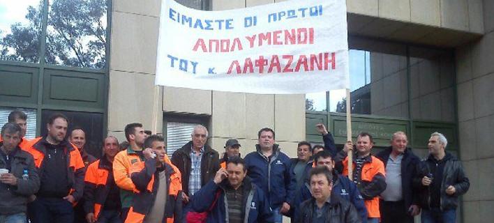 Εργαζόμενοι στις Σκουριές: Είμαστε οι πρώτοι απολυμένοι του Λαφαζάνη