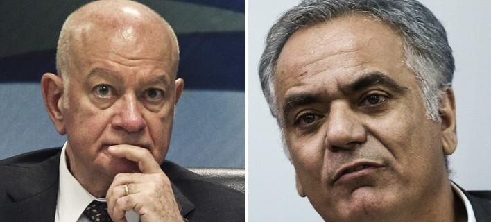 Δύο υπουργοί διαφωνούν δημοσίως για το ΔΝΤ - Παπαδημητρίου: «Το θέλουμε» -Σκουρλέτης: «Οχι»