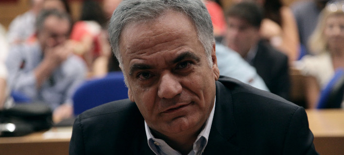 Ο Υπουργός Εσωτερικών Πάνος Σκουρλέτης, Φωτογραφία: Eurokinissi
