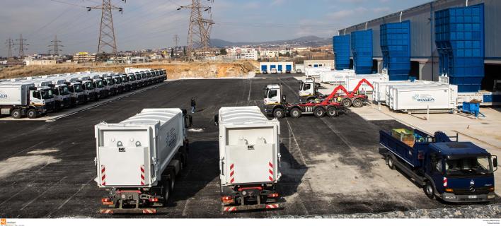 ΣτΕ: «Ναι» στη λειτουργία σταθμού μεταφόρτωσης απορριμμάτων στον Ελαιώνα