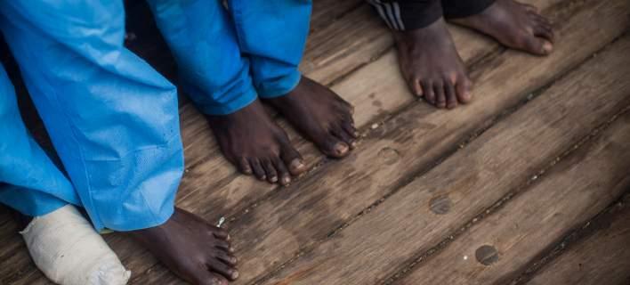 Λιβύη: Θεαματική μείωση του αριθμού των μεταναστών που είναι έγκλειστοι στα κέντρα κράτησης
