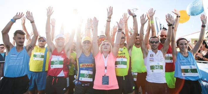 Χρυσό βραβείο για τα social media του Spetses mini Marathon