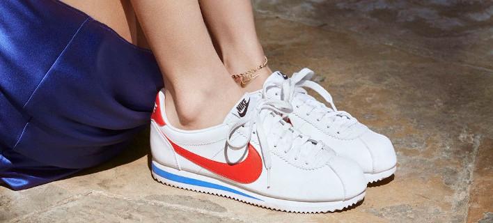 Oλα τα sneakers που επιλέγουν τώρα οι πιο στιλάτες γυναίκες