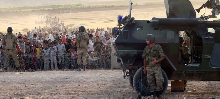 FT: Βρυξέλλες και Βερολίνο στέλνουν στρατό στα σύνορα Ελλάδας-Σκοπίων