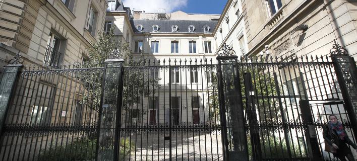 Οι Γάλλοι Σοσιαλιστές πουλάνε τα κεντρικά γραφεία τους (Φωτογραφία: AP/ Christophe Ena)