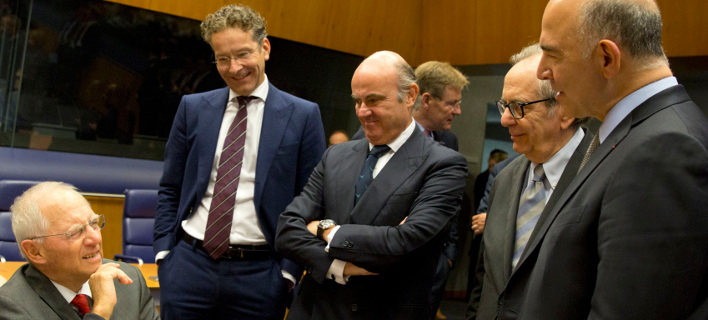 Από τη χθεσινή συνεδρίαση του Eurogroup/ ΑP