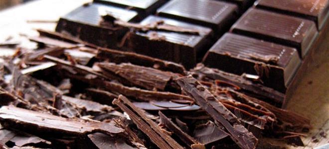 Η σοκολάτα κέναι καλό... στην καρδιά!