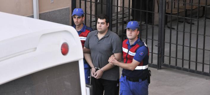 Ο Δημήτρης Κούκλατζης (Φωτογραφία: AP)