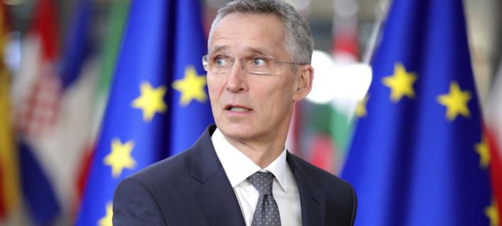 Στόλτενμπεργκ: Η ΠΓΔΜ δεν μπαίνει στο ΝΑΤΟ χωρίς αμοιβαίως αποδεκτή λύση στο θέμα του ονόματος